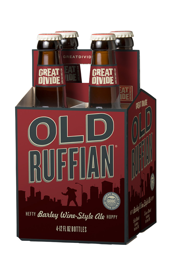 Great Divide Old Ruffian 4 pack