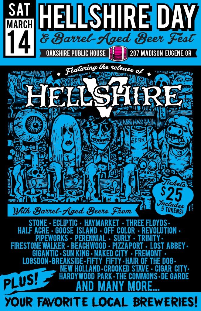 Hellshire Day 2015 Poster
