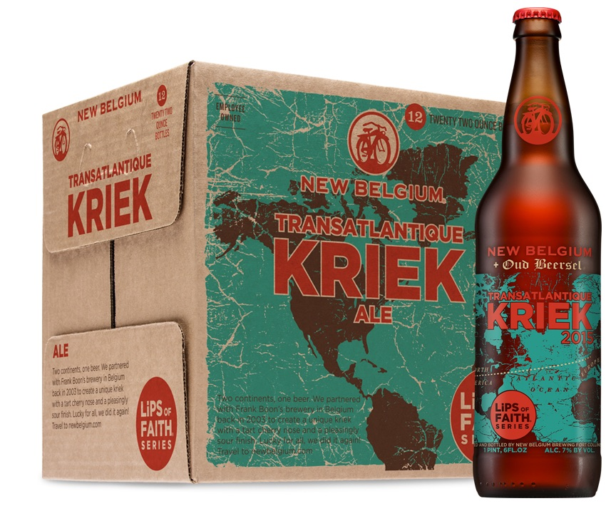 New Belgium Transatlantique Kriek