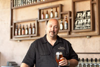"Stone Craft Beer Ambassador ""Dr."" Bill Sysak"