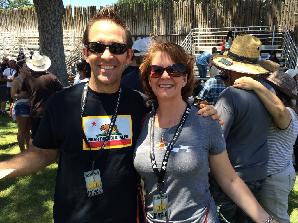 The Winners of a Free Trip to 2014 Firestone Walker Invitational Beer Fest