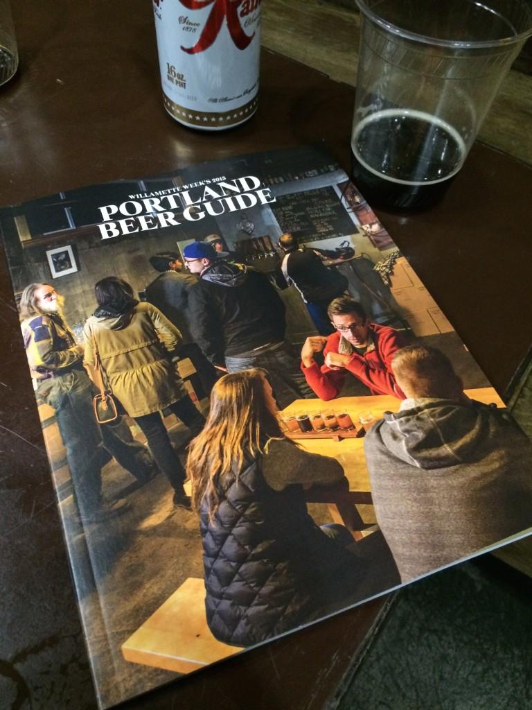 Willamette Week's 2015 Portland Beer Guide