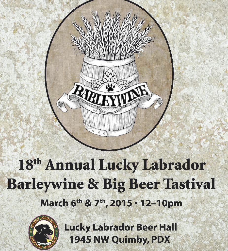 18th Annual Barleywine & Big Beer Tastival