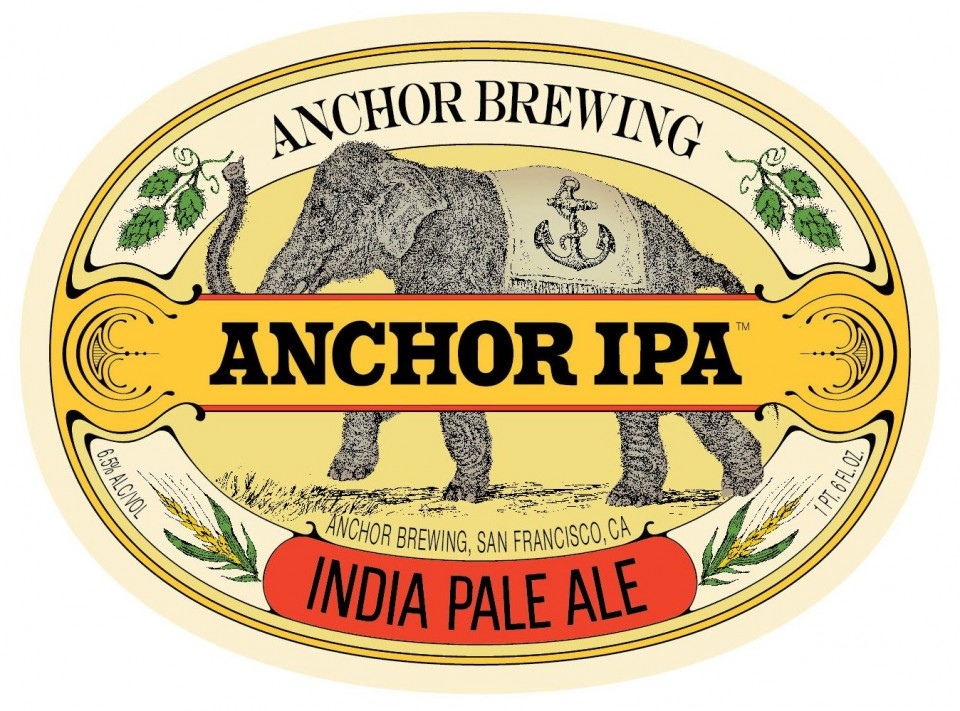 Anchor Brewing Anchor IPA