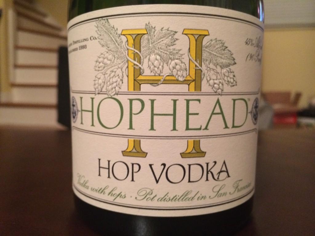 Anchor Distilling Co. Hophead Vodka