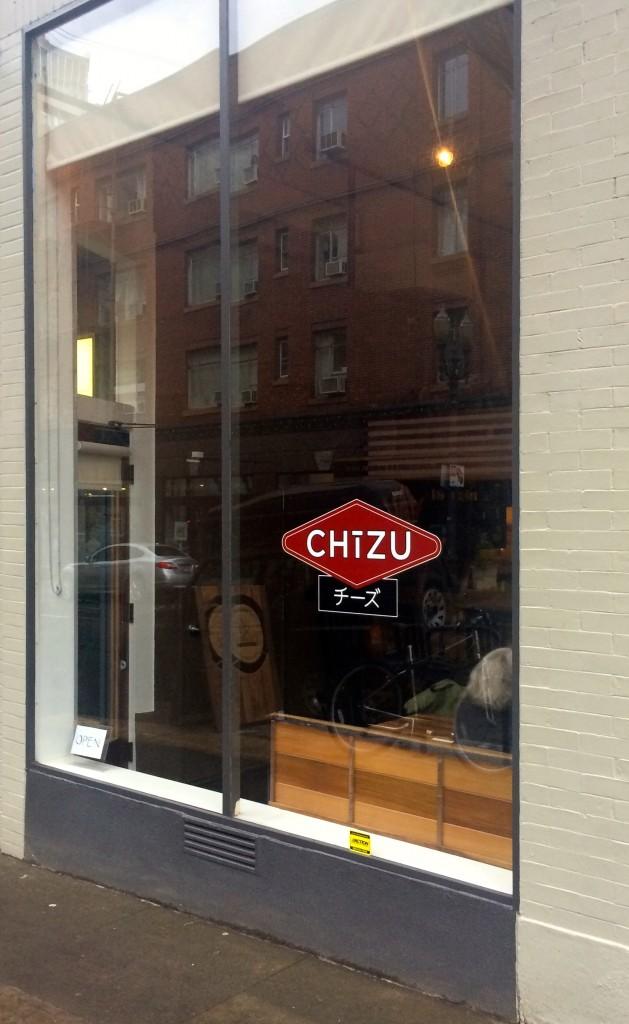 Chizu from SW Alder