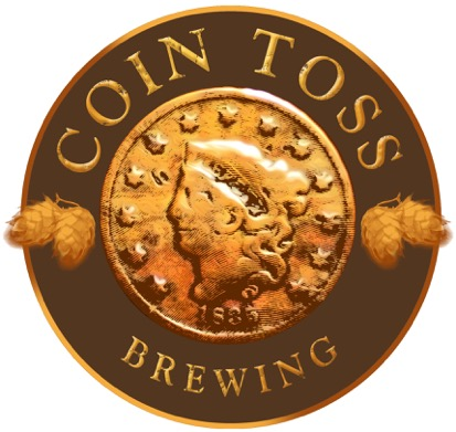 Coin Toss Brewing Logo