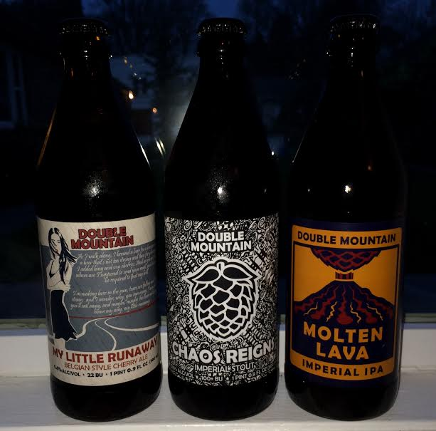 Double Mountain Winter 2015 Releases