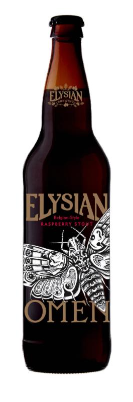 Elysian Omen Belgian-style Raspberry Stout