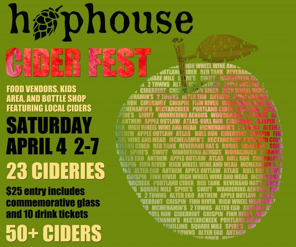 Hophouse Cider Fest