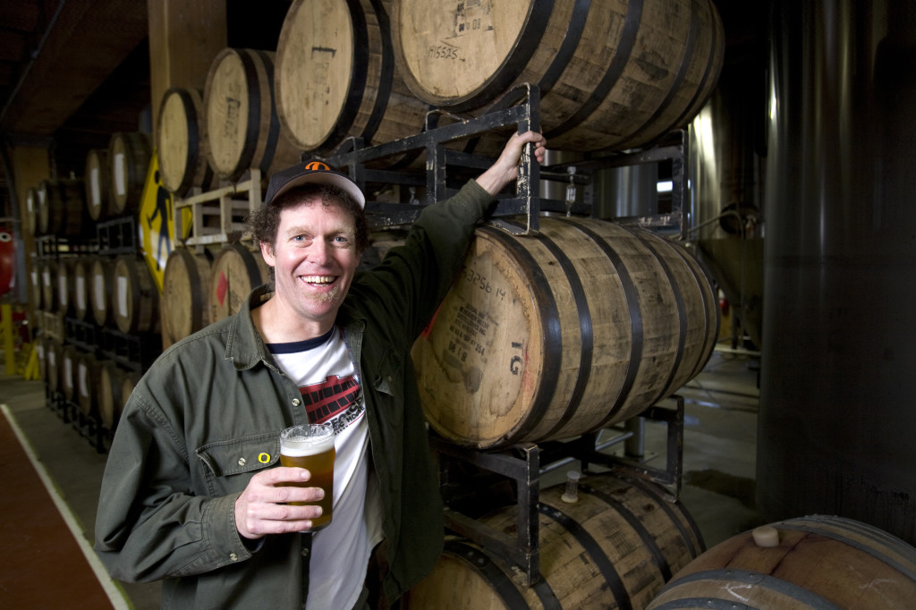 Jack Harris of Fort George Brewery