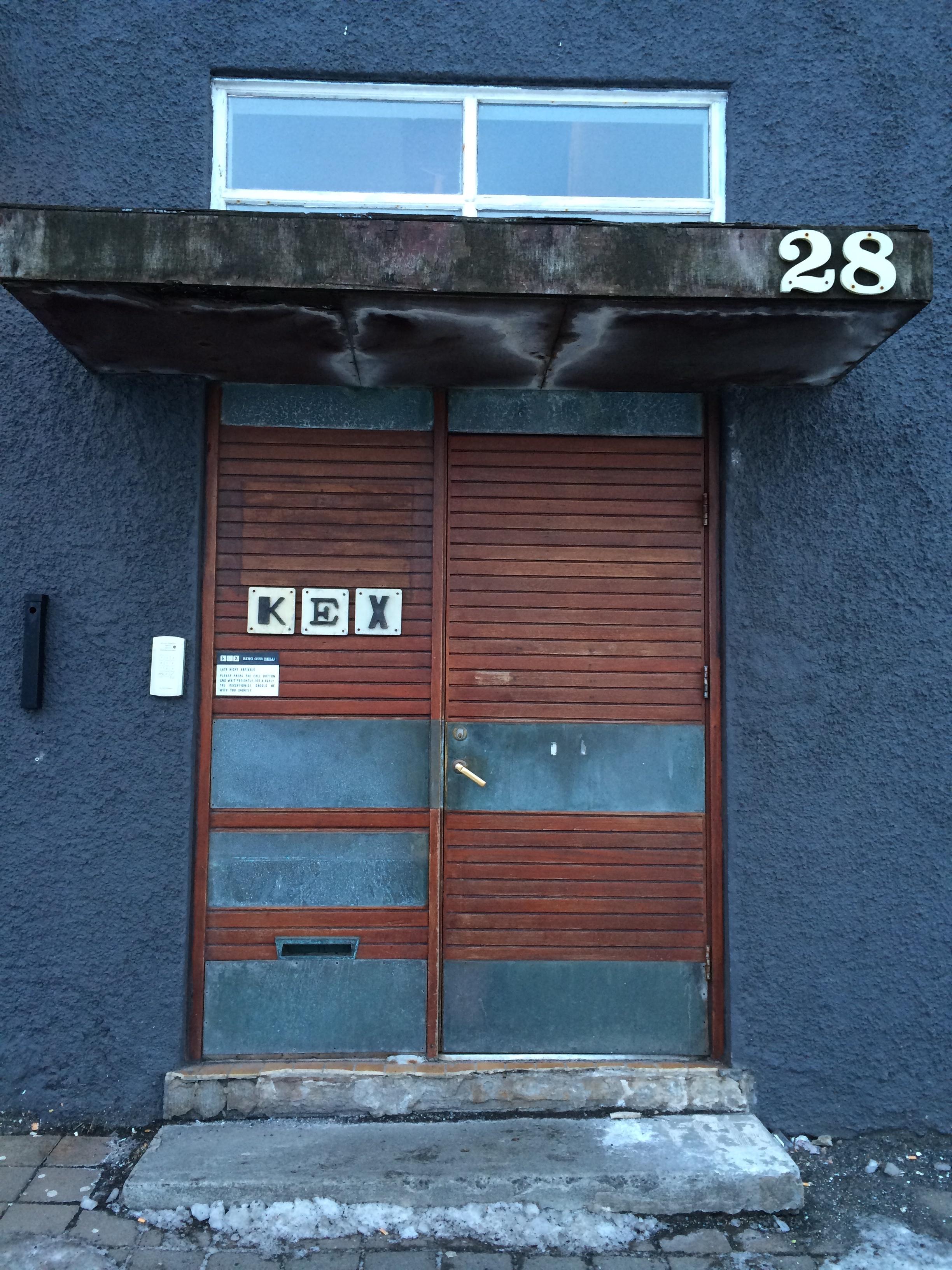 KEX Hostel - Icelandic Beer Fest Host