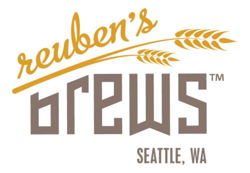 Reuben's Brews Logo