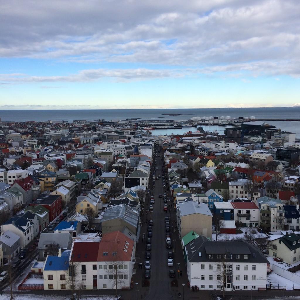 Reykjavik during Icelandic Beer Fest