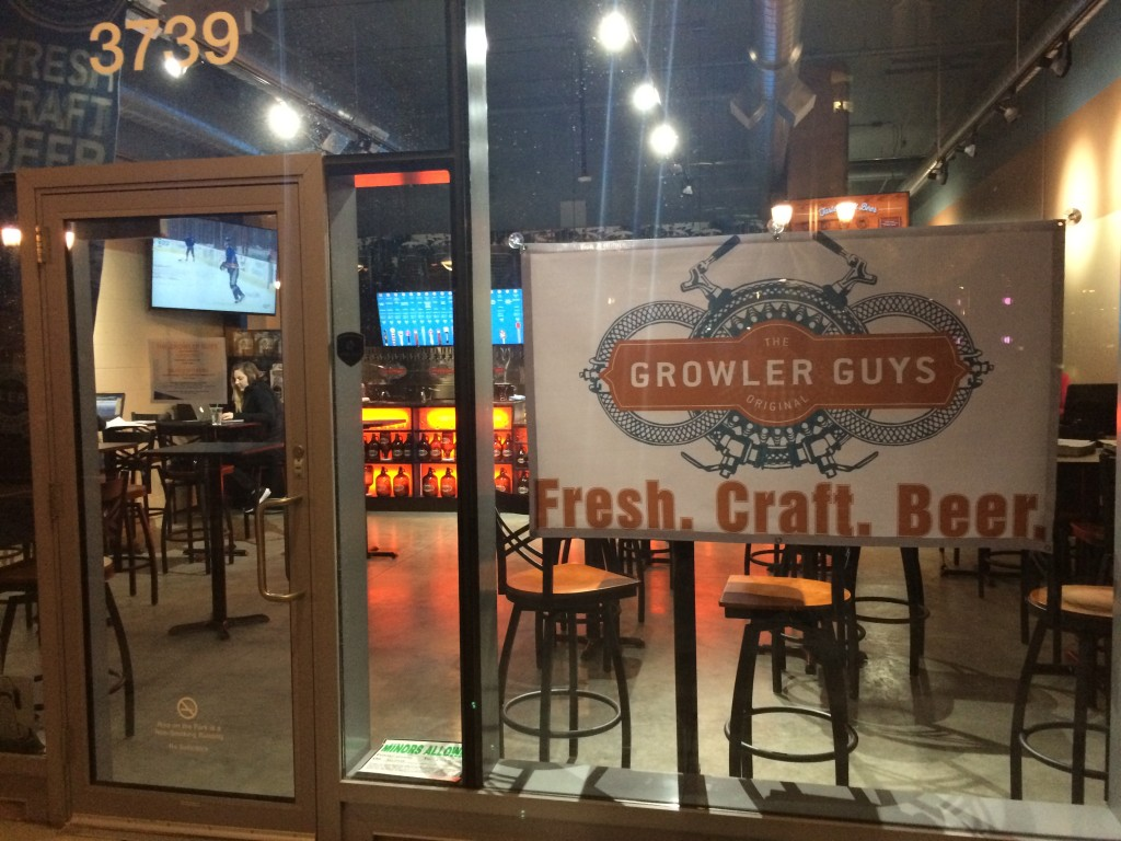 The Growler Guys – Portland South Waterfront