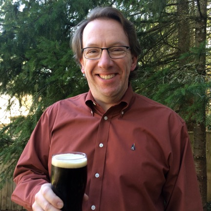 Tim Hohl of KPAM and Coin Toss Brewing