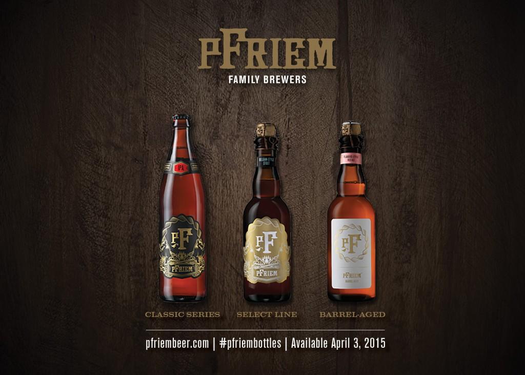 pFriem-bottles