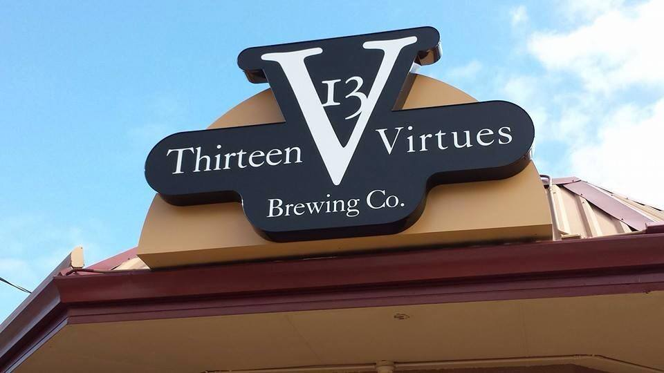 13 Virtues Brewing Co.