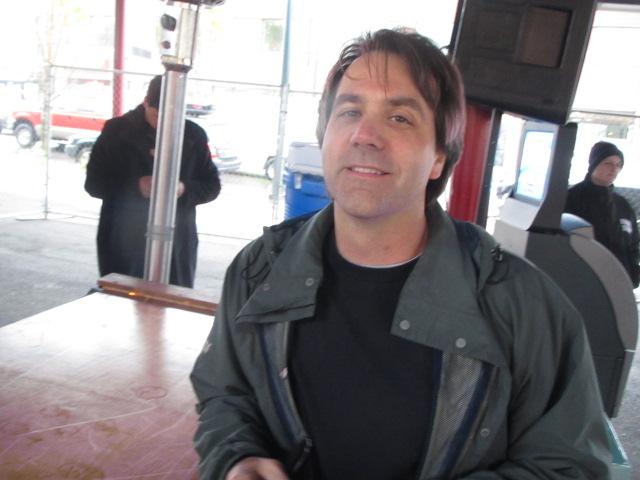 Fanno Creek heard brewer Craig Gulla