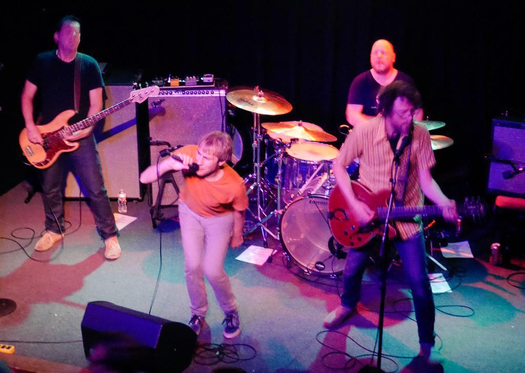 Elysian Brewing Presents Mudhoney performing at Mississippi Studios