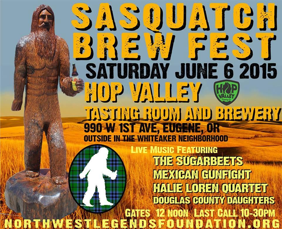 2015 Sasquatch Brew Fest