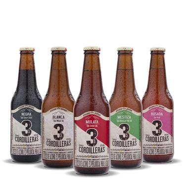 3 Cordilleras Beers