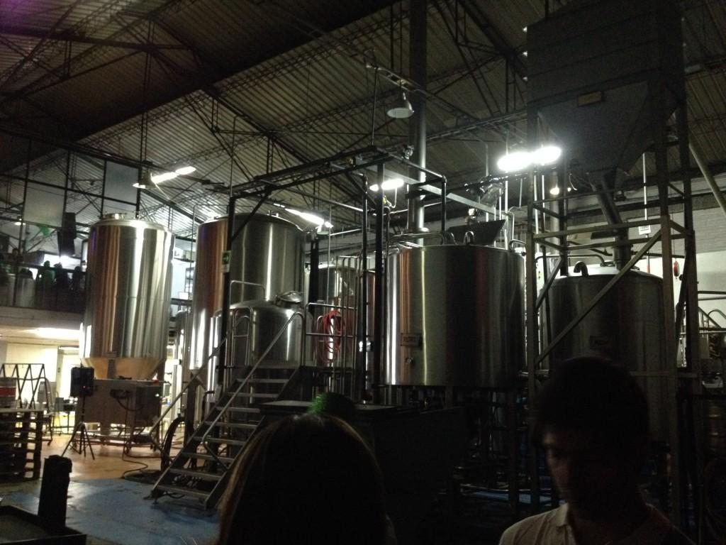 3 Cordilleras Brewery