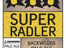 Backwoods Brewing & HOTLIPS Soda Super Radler