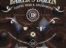 Bakers-Dozen-Coffee-Beer-Doughnuts-at-Culmination-Brewing