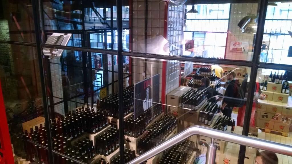 Bottleshop at Pravda Beer Theatre