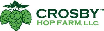 Crosby Hop Farm_Hop Cluster Logo_3