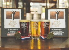 Old Town Brewing Awards Press Pic