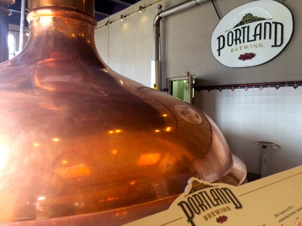Portland Brewing Co. Brew Kettle