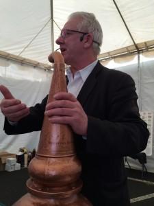Stuart MacLean Ramsay at WhiskeyTown USA