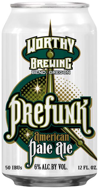 Worthy Brewing Company Prefunk Pale Ale