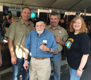 10th Annual FredFest with Preston Weesner, Fred Eckhardt, Alan Sprints and Lisa Morrison.