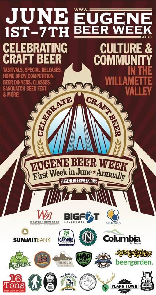 2015 Eugene Beer Week