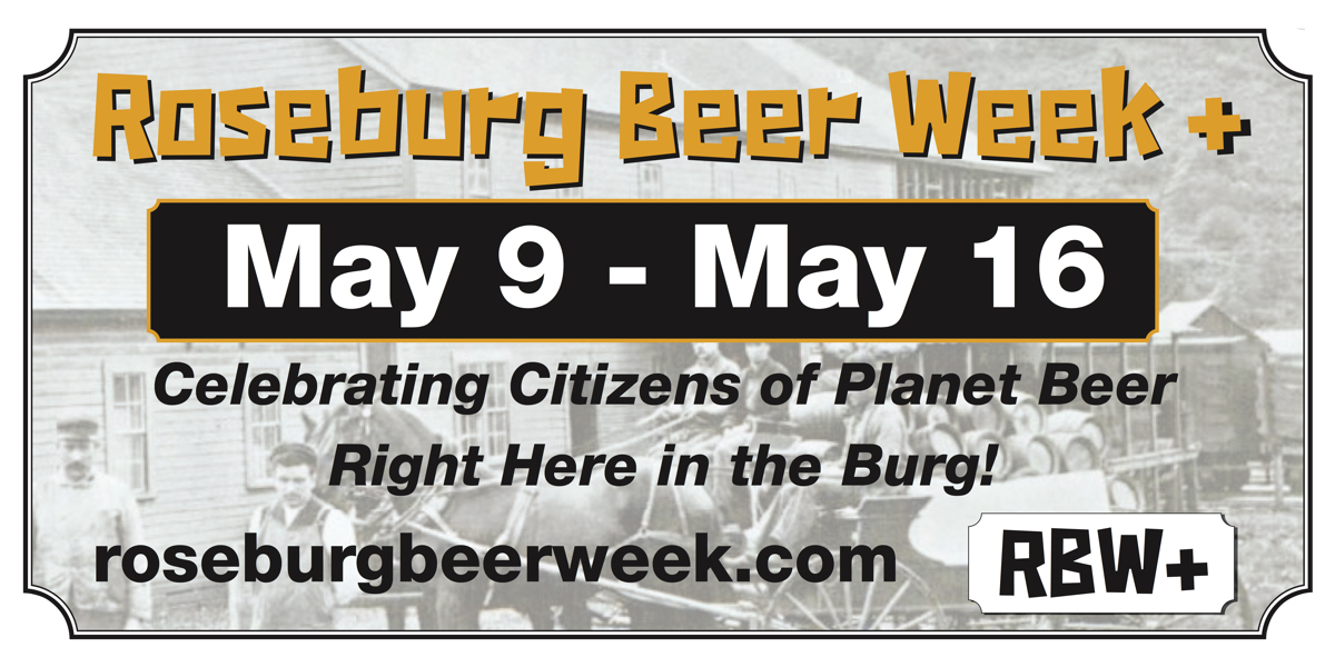 2015 Roseburg BeerwWeek