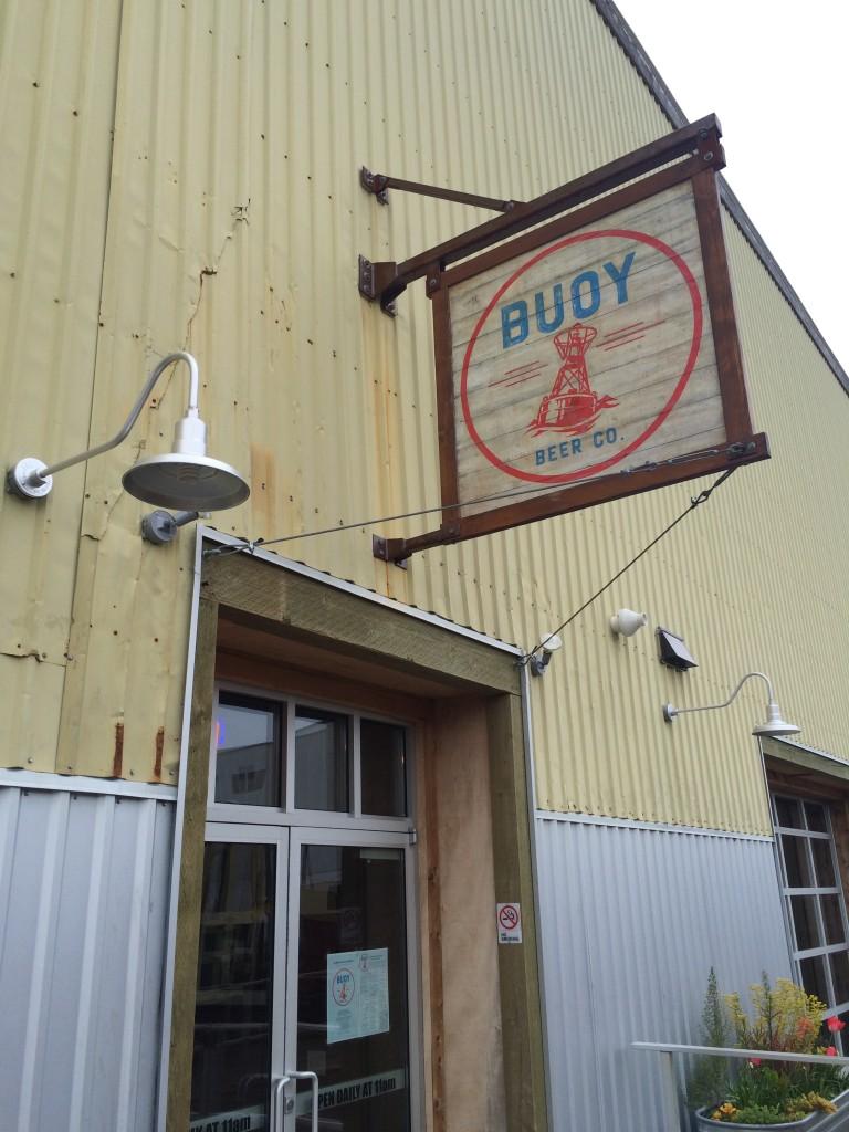 Buoy Beer Co in Astoria Oregon