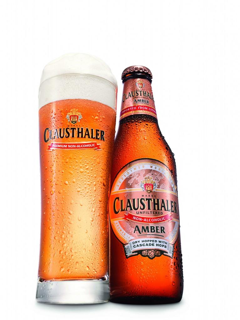 Clausthaler Amber Dry Hopped