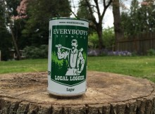 Everybody's Brewing Local Logger Can