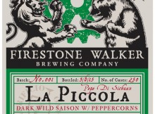 Firestone Walker & Birrificio Italiano La Piccola Label