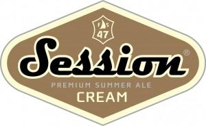 Full Sail Session Cream Logo
