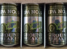 Ground Breaker IPA No. 5 Cans