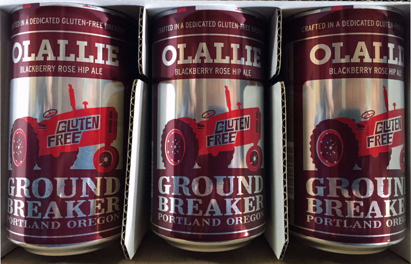 Ground Breaker Olallie Cans