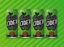 HUB Hard Cider 4 Cans