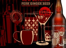 New Belgium Pear Ginger Beer