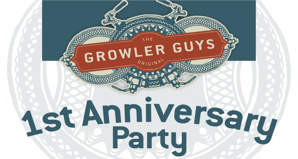 The Growler Guys 1st Anniversary Party