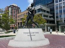Tony Gwynn Statue (photo by The Hopfather)