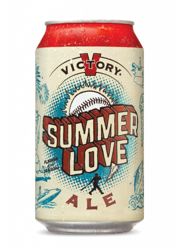 Victory Summer Love 12oz Can